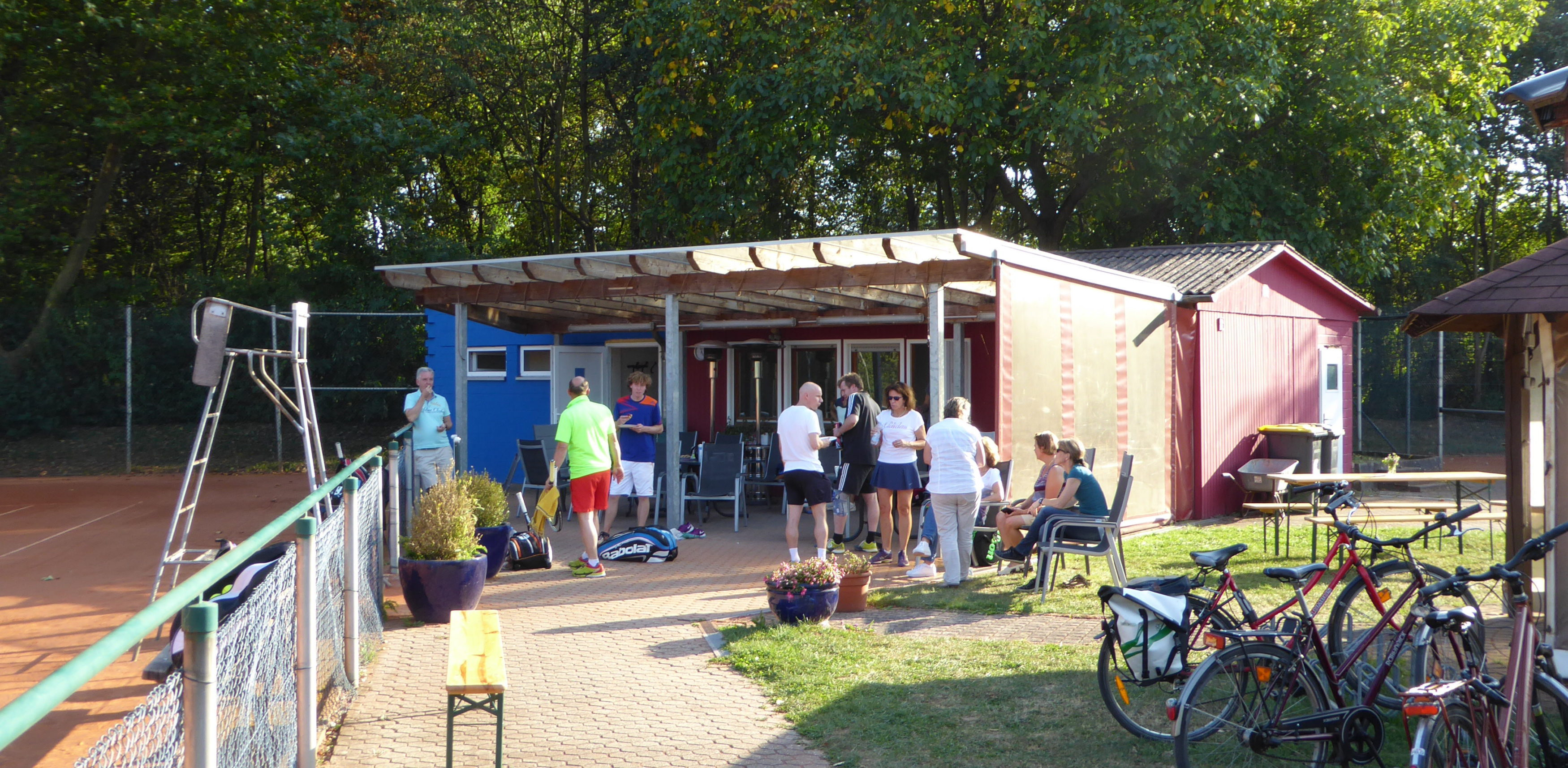 Tennis in Geislar